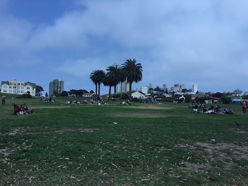 Great Meadow: Sahil kenarında keyifli vakit geçirmek için güzel bir park