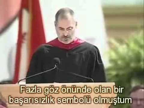 Steve Jobs – Stanford Üniversitesi mezuniyet konuşması